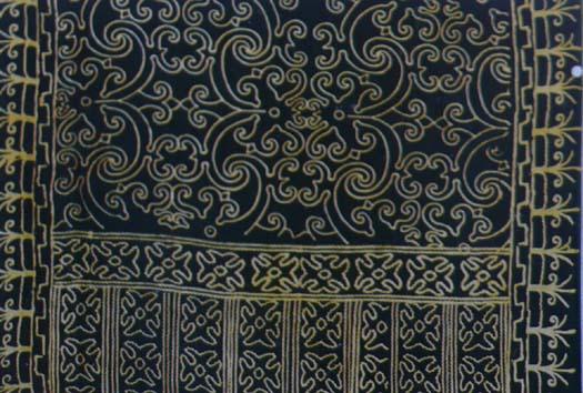 Motif Batik Kalimantan Tengah Pictures