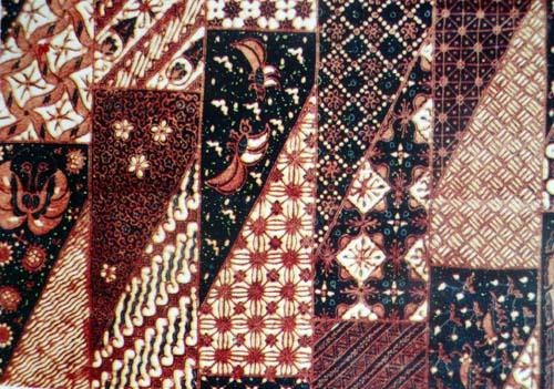 Motif Batik Tambal Pamiluto