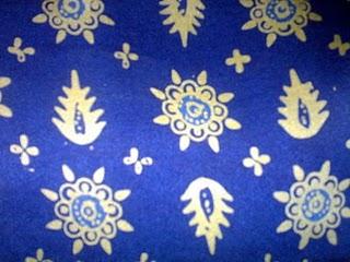 batik peranakan: batik kalimantan