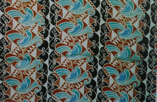 Kotawaringin Timur / East Kotawaringin: Motif Batik Kalimantan Tengah